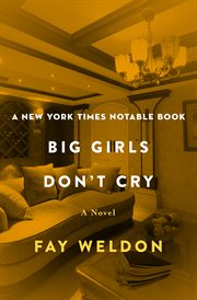 Big girls don't cry a novel cover image