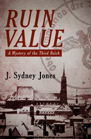 Ruin value a mystery of the Third Reich cover image