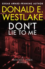 Don't lie to me: a Mitch Tobin mystery cover image