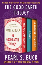 The good earth trilogy cover image