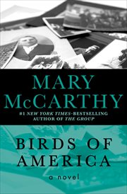 Birds of America: a novel cover image
