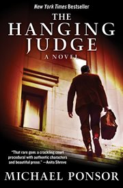 The Hanging judge cover image