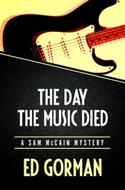The day the music died cover image