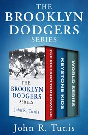 The Brooklyn Dodgers Series, Three Volumes in One