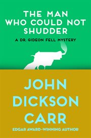 The man who could not shudder cover image