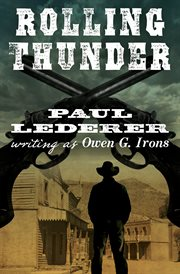 Rolling thunder cover image