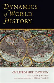 Dynamics of world history cover image