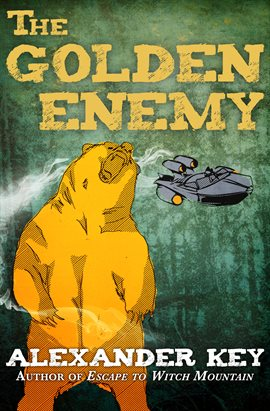 Cover image for The Golden Enemy