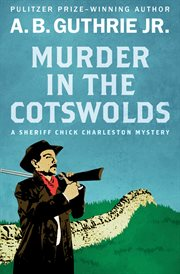 Murder in the Cotswolds cover image