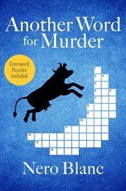 Another word for murder cover image
