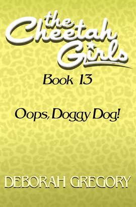 Cover image for Oops, Doggy Dog!