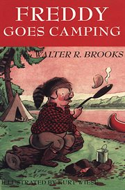 Freddy Goes Camping cover image