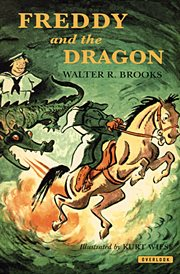 Freddy and the Dragon cover image
