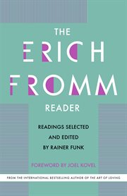 The Erich Fromm reader cover image