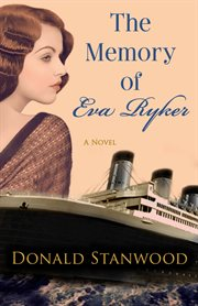 Memory of Eva Ryker: a novel cover image