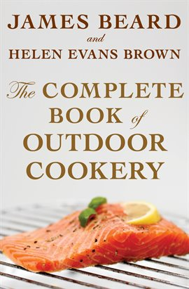 Cover image for The Complete Book of Outdoor Cookery