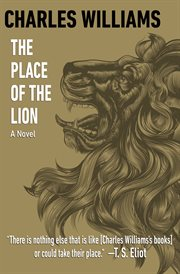 The place of the lion cover image