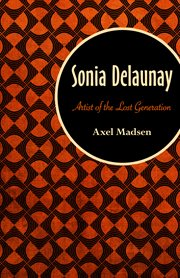 Sonia Delaunay cover image