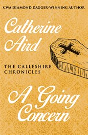 A going concern cover image