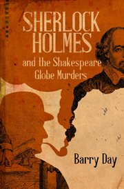 Sherlock Holmes and the Shakespeare Globe murders cover image