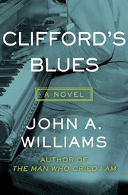 Clifford's blues cover image