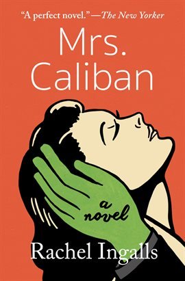 Cover image for Mrs. Caliban