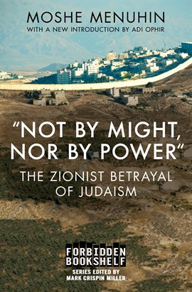 """""""Not By Might, Nor By Power"""""""