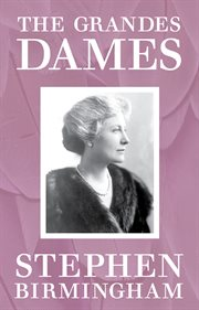 The grandes dames cover image