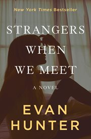 Strangers when we meet cover image