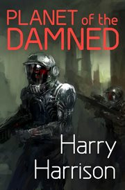 Planet of the Damned cover image