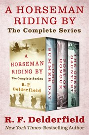 Post of honour : [A horseman riding by] cover image