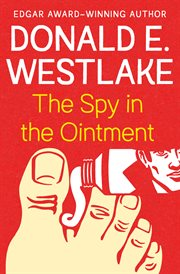The spy in the ointment cover image