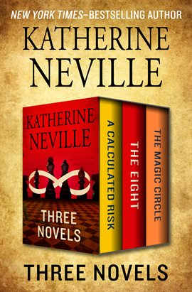 Cover image for Three Novels