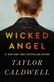 Wicked angel cover image