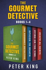 The Gourmet Detective. Books 1-4 cover image