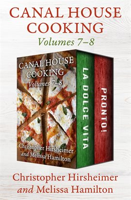 Cover image for Canal House Cooking Volumes 7–8