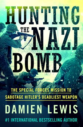 Cover image for Hunting the Nazi Bomb