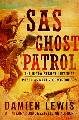 Cover image for SAS Ghost Patrol