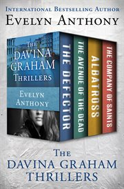 The davina graham thrillers: the defector, the avenue of the dead, albatross, and the company of sai. Books #1-4 cover image