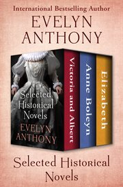 Selected historical novels cover image