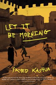 Let it be morning cover image