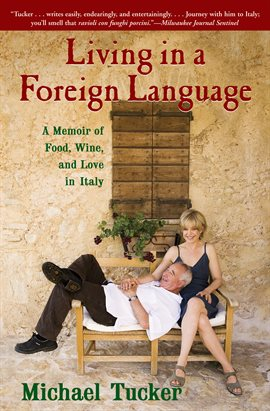 Cover image for Living in a Foreign Language