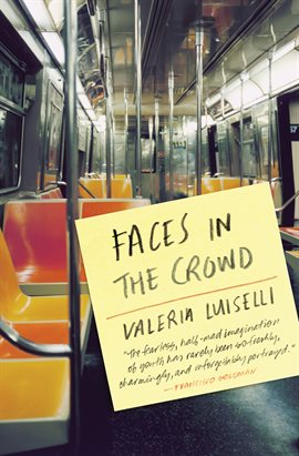 Faces in the Crowd Book Cover