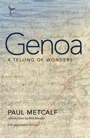 Genoa : a telling of wonders cover image