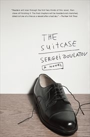 The suitcase : a novel cover image