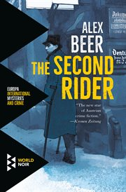 The second rider cover image