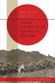 Storm clouds over the pacific, 1931-41 cover image