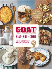 Goat : meat, milk, cheese cover image