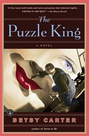 The puzzle king : a novel cover image