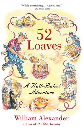 Cover image for 52 Loaves